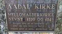 Velkommen til friluftsgudstjeneste på Ådal Østre søndag 7. august kl 11.00.r