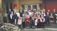 Årets feiring av nasjonaldagen ble feiret med stil i Forradal