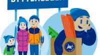 Søndag 3. desember kan du bytte, kjøpe eller selge sportsutstyr på skihytta.
